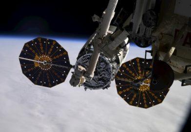 La cápsula de carga Cygnus 13 ya está en la Estación Espacial Internacional