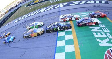 Alineación de NASCAR en Kentucky: orden de salida, pole para la carrera del domingo sin calificación