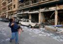 """""""Beirut se fue"""": los residentes emergen aturdidos y heridos de los escombros"""