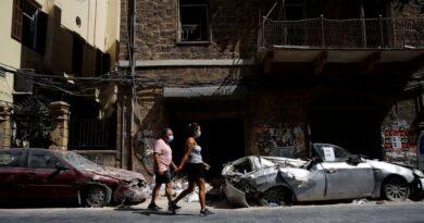 El ministro de Información libanés dimite tras una explosión mortal
