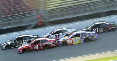 ¿Quién ganó ayer la carrera de NASCAR? Resultados completos de la carrera del domingo en Michigan