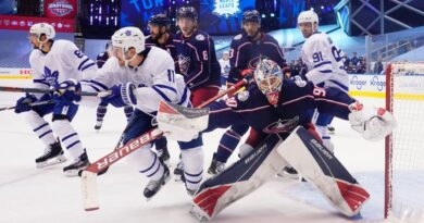NHL Playoffs Daily 2020 – Gana o vete a casa en Toronto Maple Leafs, Columbus Blue Jackets