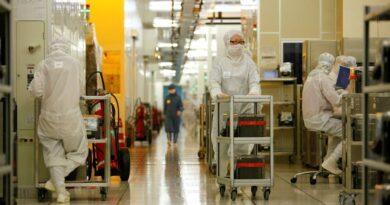 Las acciones del principal fabricante de chips de China, SMIC, cayeron después de la lista negra de EE. UU.
