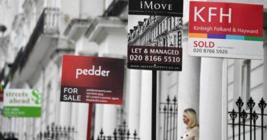 Las aprobaciones de hipotecas en el Reino Unido suben a máximos de 13 años en agosto