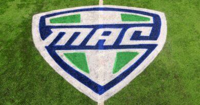 Conferencia Mid-American para la temporada de fútbol de seis partidos que comienza el 4 de noviembre