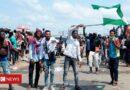 Nigeria Protestas Sars: disturbios en Lagos después del tiroteo