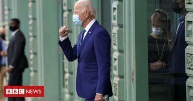 Elecciones estadounidenses de 2020: Biden intenta aclarar el comentario del fin del petróleo