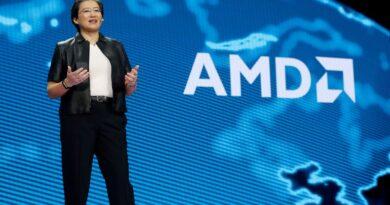 AMD compra su par de chips Xilinx por 35.000 millones de dólares en un centro de datos Push By Reuters
