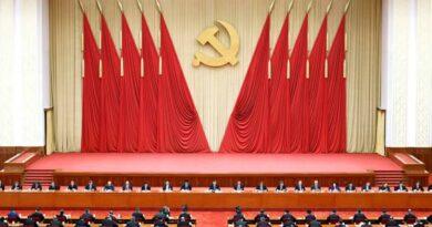 Washington está a punto de desarrollar el próximo plan quinquenal de China