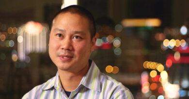 Tony Hsieh, un legendario emprendedor tecnológico de Las Vegas, muere a los 46 años – TechCrunch