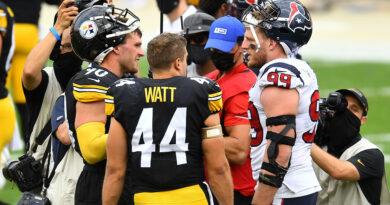 Conozca a los hermanos JJ Watts: TJ y Derek siguen los pasos de la familia en la NFL con los Steelers