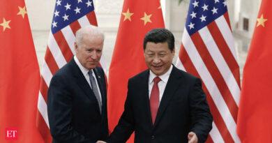 Análisis: Joe Biden se enfrenta a una China más confiada después del caos en EE. UU.
