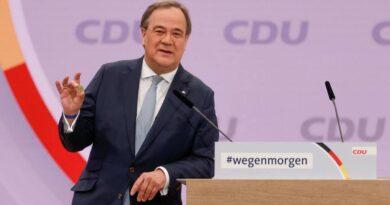 Armin Laschet gana las elecciones de liderazgo de la CDU