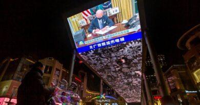 Wall Street mira a China a pesar de las continuas tensiones con EE. UU.