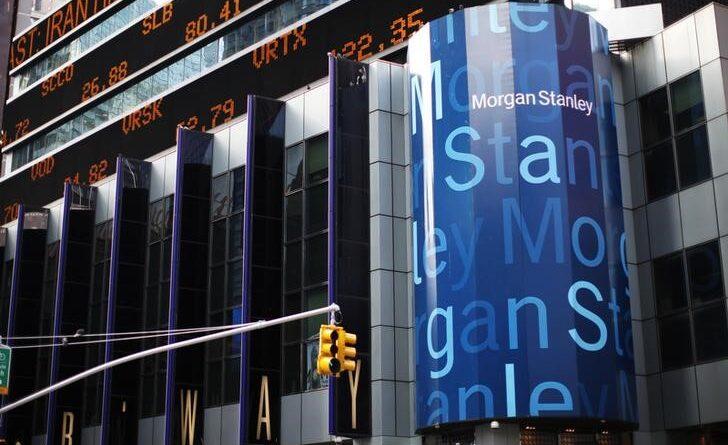 Morgan Stanley eleva sus objetivos tras la explosión del trimestre comercial Por Reuters