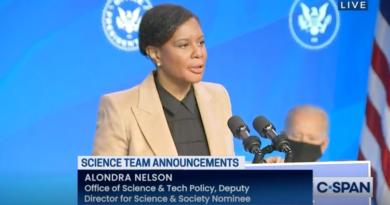 Líder entrante de ciencia y tecnología de la Casa Blanca sobre inteligencia artificial, diversidad y sociedad