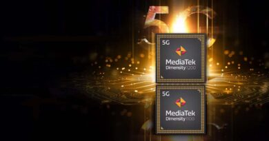 El Dimensity 1200 de MediaTek procesa 5G, AI y datos de imagen en el borde