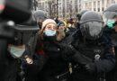 Más de 3.400 personas arrestadas durante las protestas en Rusia exigieron la liberación de Alexey Navalny