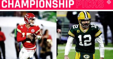 Selecciones de playoffs de la NFL, predicciones: los Packers superan a los Buccaneers, los Chiefs retienen las facturas en los juegos de campeonato