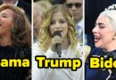 13 diferencias con la toma de posesión de Obama, Trump y Biden