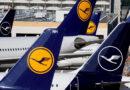 Lufthansa registró una pérdida récord para el año y prevé una larga recuperación
