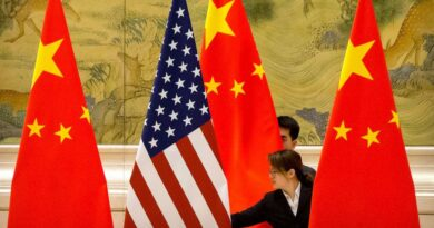 La encuesta de Pew muestra que las actitudes estadounidenses hacia China se están endureciendo