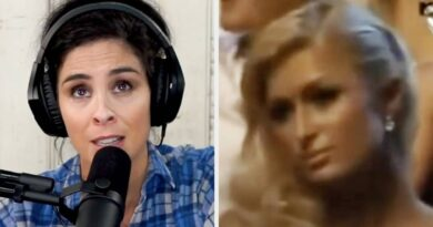 Sarah Silverman se disculpó con Paris Hilton por las bromas de los MTV Movie Awards en 2007