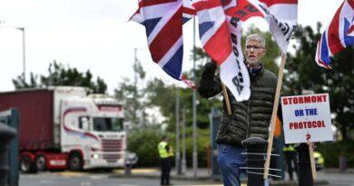 Gran Bretaña está socavando su propio caso en Irlanda del Norte