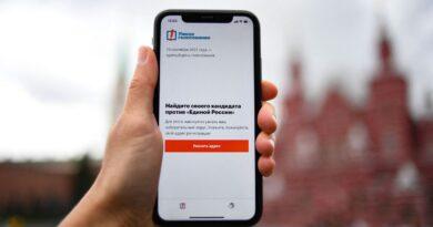 Apple y Google eliminan la aplicación electoral para los partidarios de Navalny en Rusia bajo la presión del régimen de Putin